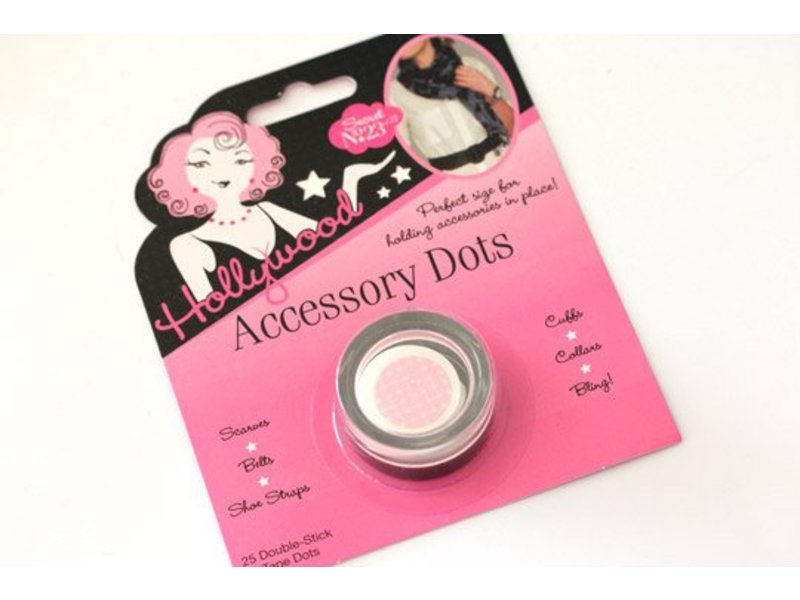Hollywood Fashion Secrets Accessory Tape Dots