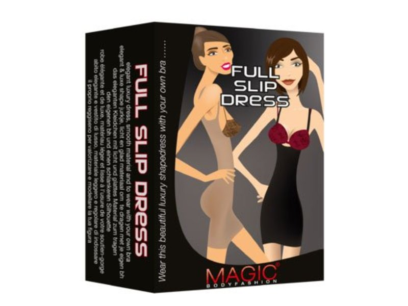 Magic Full Slip Dress