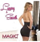 Magic Slim pants with full buttocks