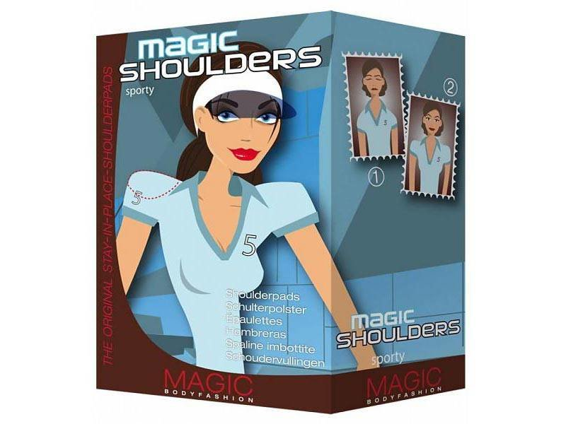 Magic Sporty Epaulettes
