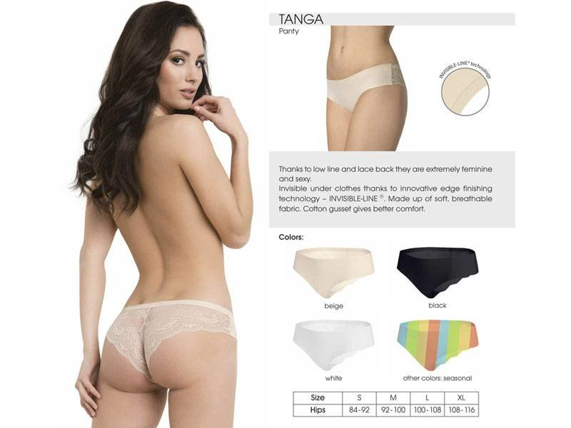Julimex Tanga Panty