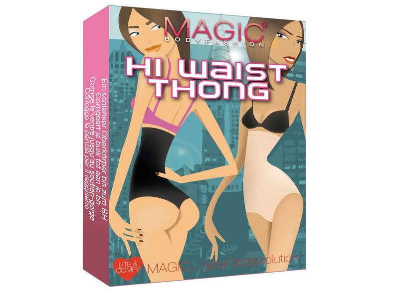 Magic Hochgeschnittene String