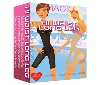 Hi Waist Long Leg