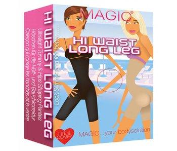 High Waist Long Leg