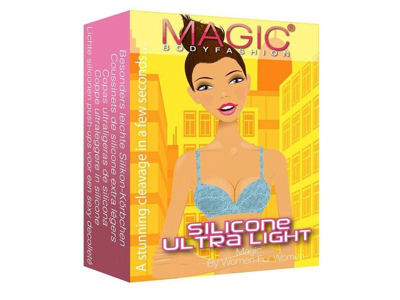 Magic Silicone souple push-up