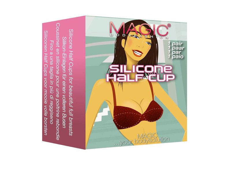 Magic Coussinet en silicone
