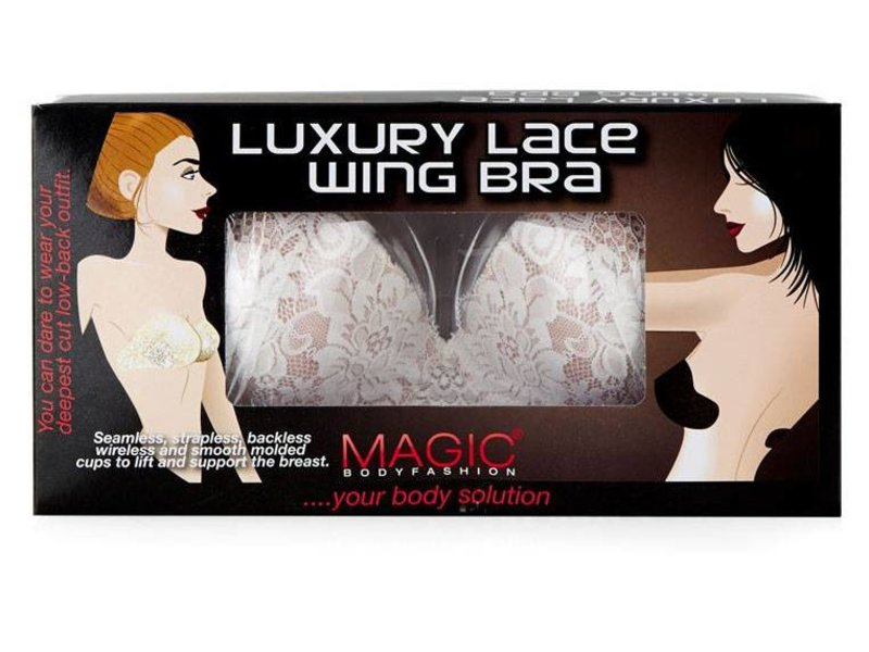 Magic Lace Wing Bra