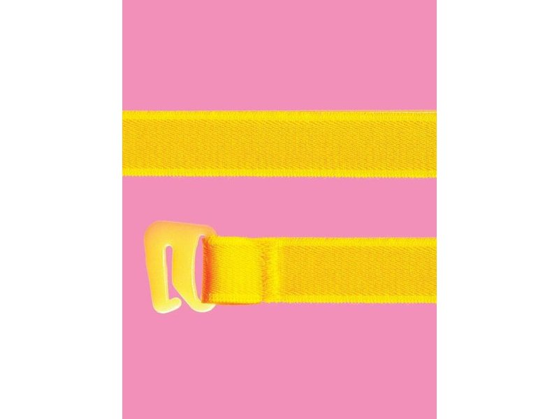 Julimex Yellow Bra Straps