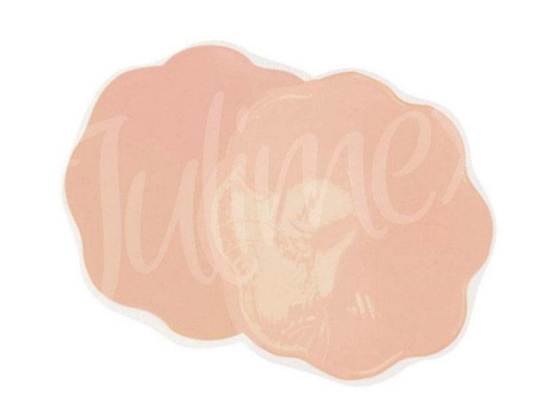 Julimex Nipple Covers réutilisable | Silicone Flower Covers