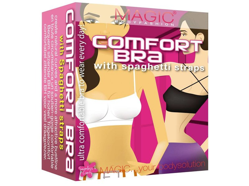 Magic Comfort Bra Spaghetti Straps