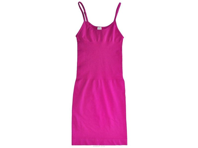 Magic Pink Seamless Dress S