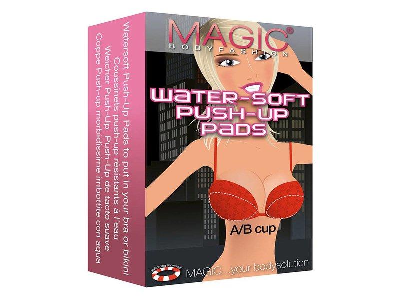 Magic Poussez douce Up Pads