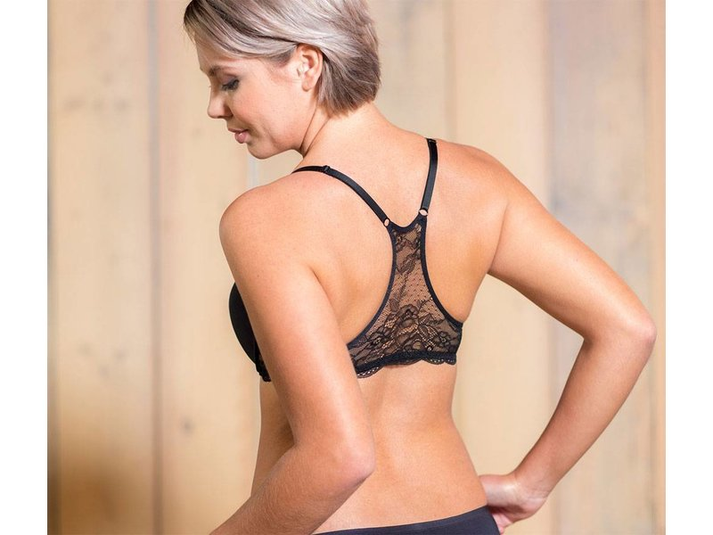 Magic Push Up BH T-Back Lace