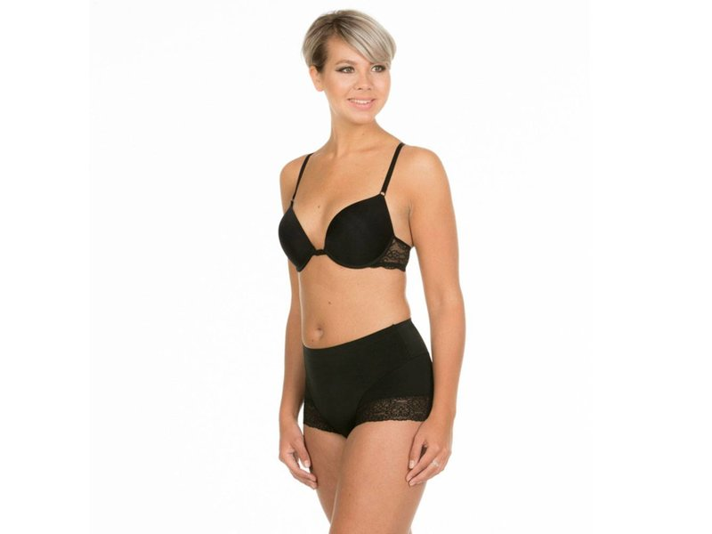 Magic T-Back Lace Push-Up BH