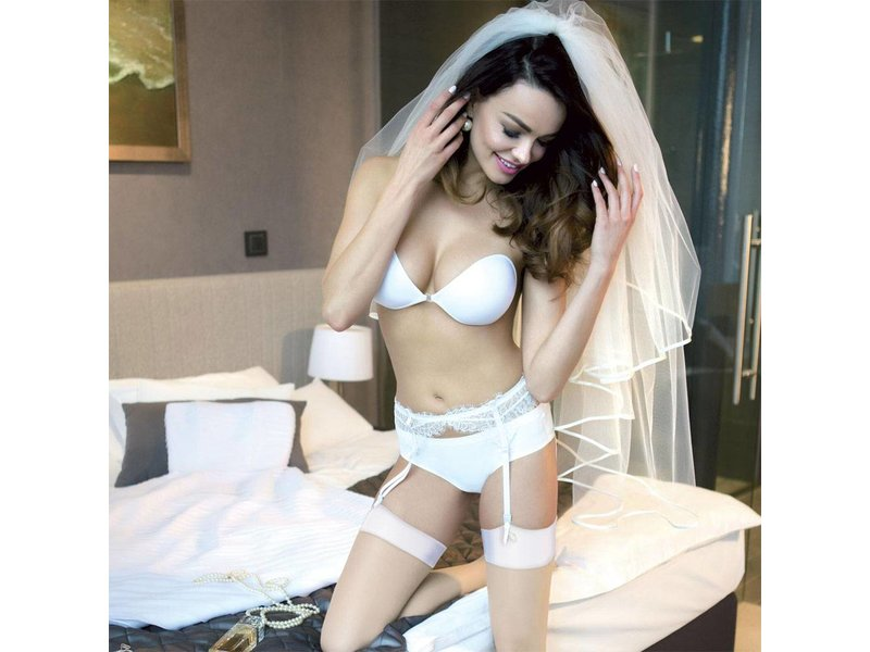 Julimex White bra without straps