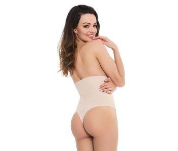 High-waist string panty