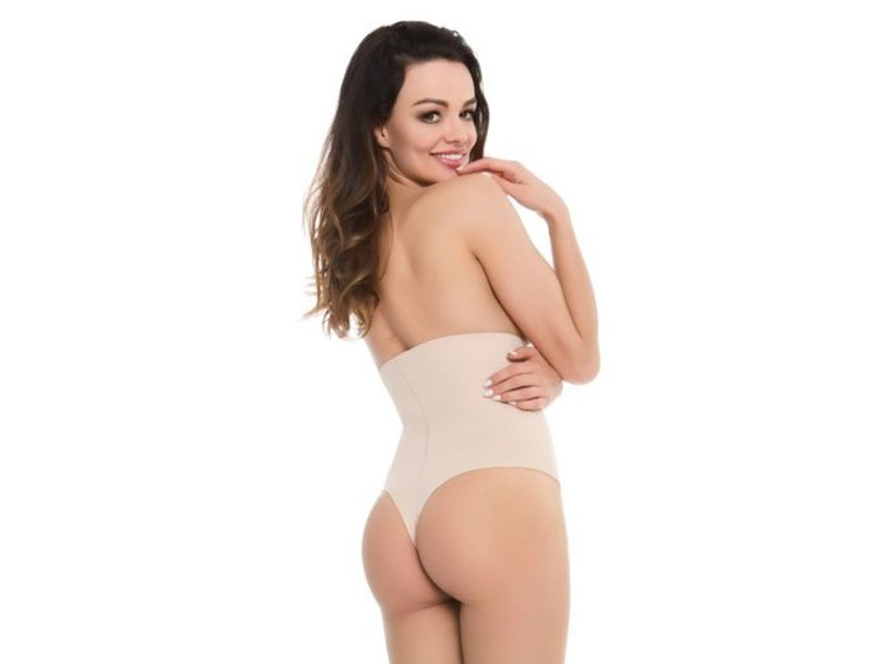 Julimex High-waist string panty