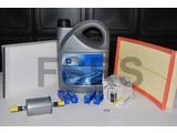 Compleet onderhoudspakket Opel Astra-G Zafira-A 12 14 16 18 20 benzine