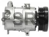 Denso Aircocompressor Opel Corsa-D
