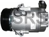Delphi Aircocompressor Opel Astra-H Zafira-B Z12XEP Z14XEL Z14XEP Z18XE