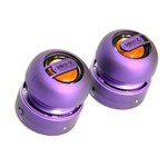 X-mini MAX Purple stereo speaker
