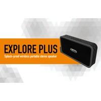X-mini EXPLORE plus, stereo minispeaker! Spatwaterdicht!
