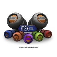 X-mini MAX, metal stereo minispeakers!