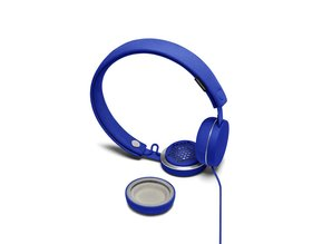 Urbanears Humlan kobalt blauw koptelefoon