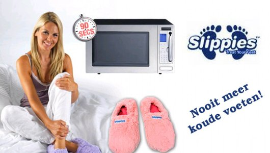 Slippies Shop - Magnetron Sloffen