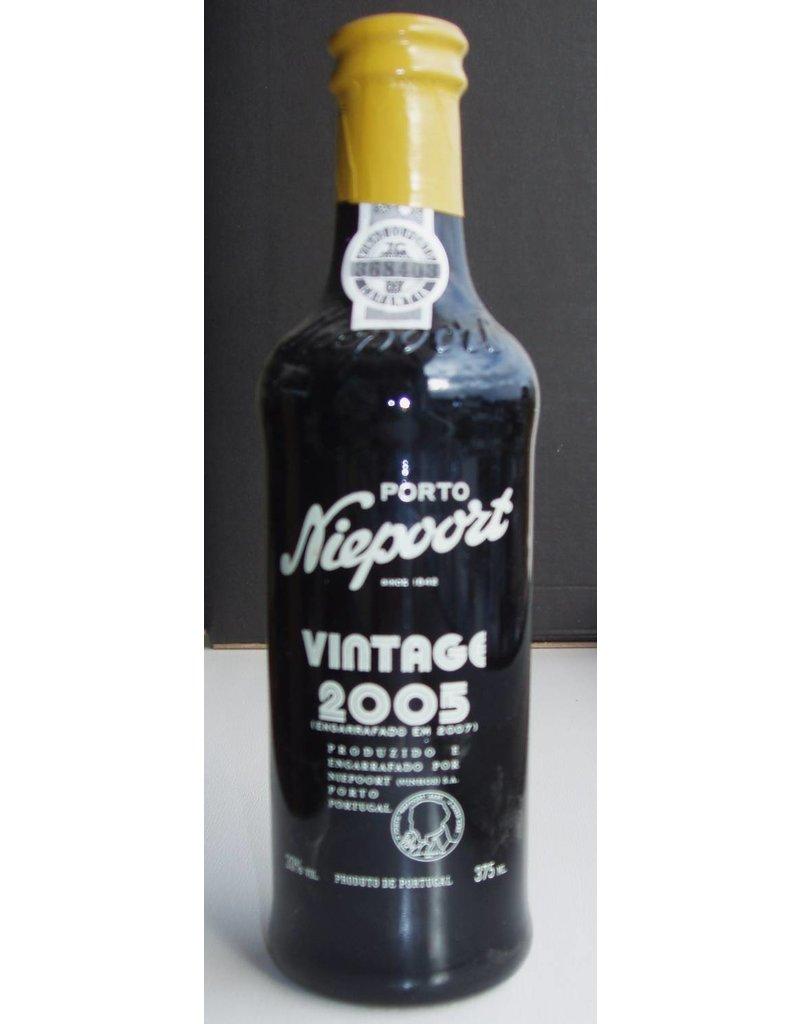 Niepoort Port Vintage port 2005 - 375ml