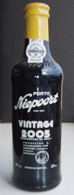 Niepoort Port Vintage port 2005