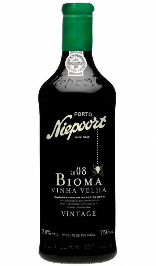Niepoort Port Vintage Port Bioma Vinha Velha 2008 375ml
