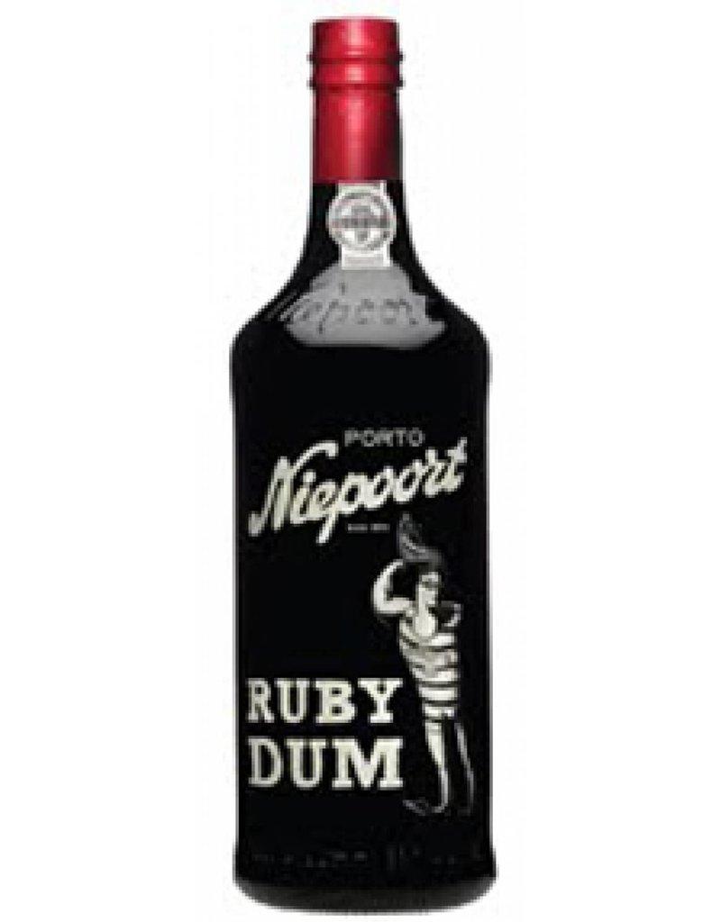 Niepoort Port Ruby Dum - 375ml