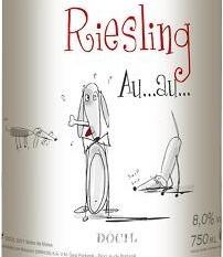 Niepoort (wijn) Docil Riesling 'Au Au'