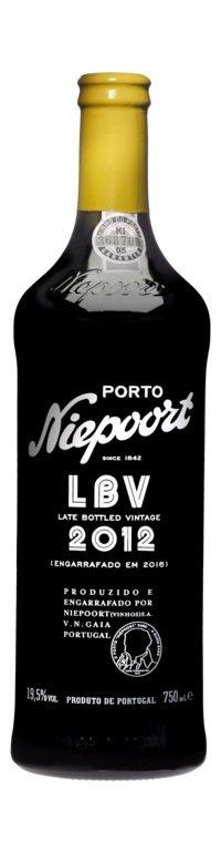 Niepoort Port LBV port 2012