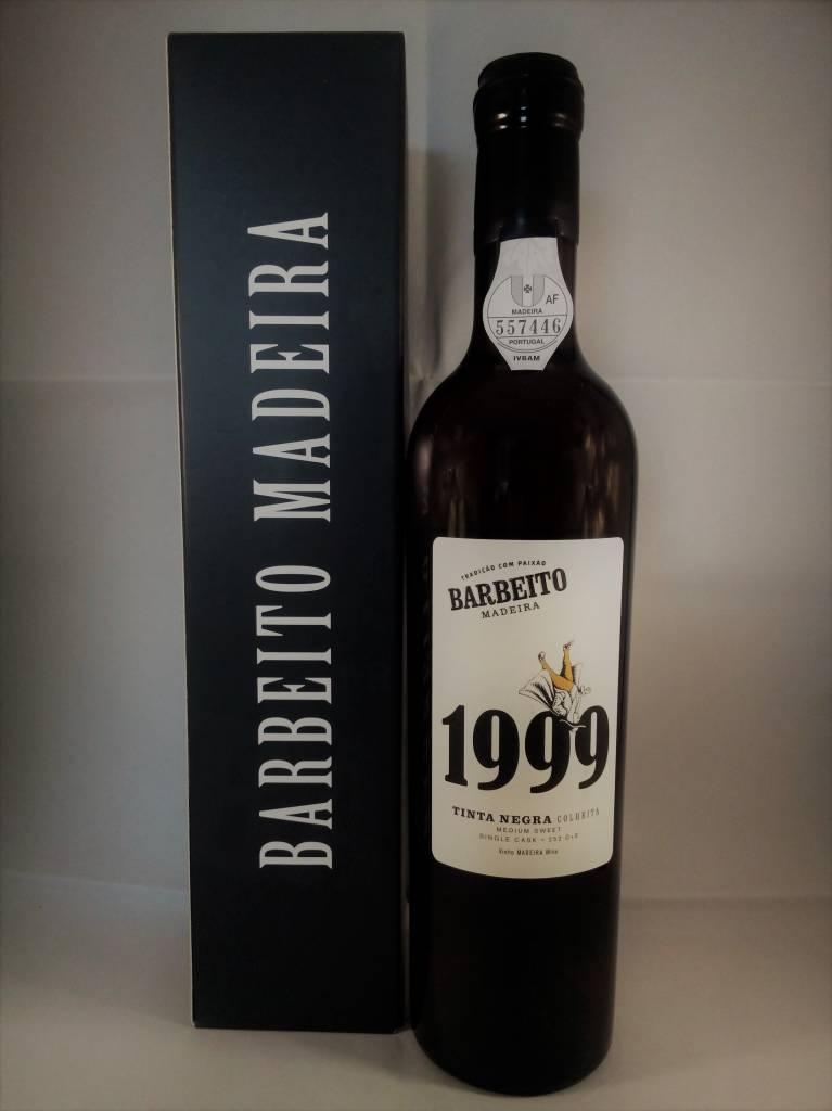Barbeito Madeira Tinta negra colheita 1999