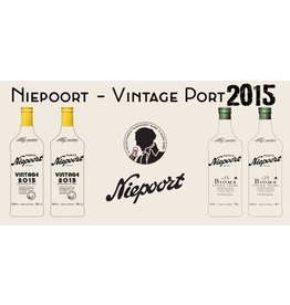 Niepoort Port Vintage Port 2015 in 375ml