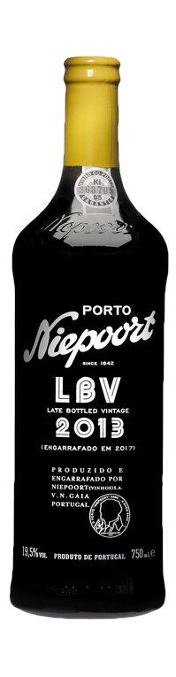 Niepoort Port LBV port 2013