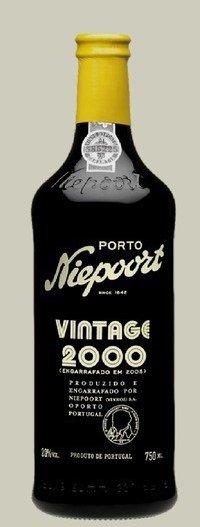 Niepoort Port Vintage port 2000