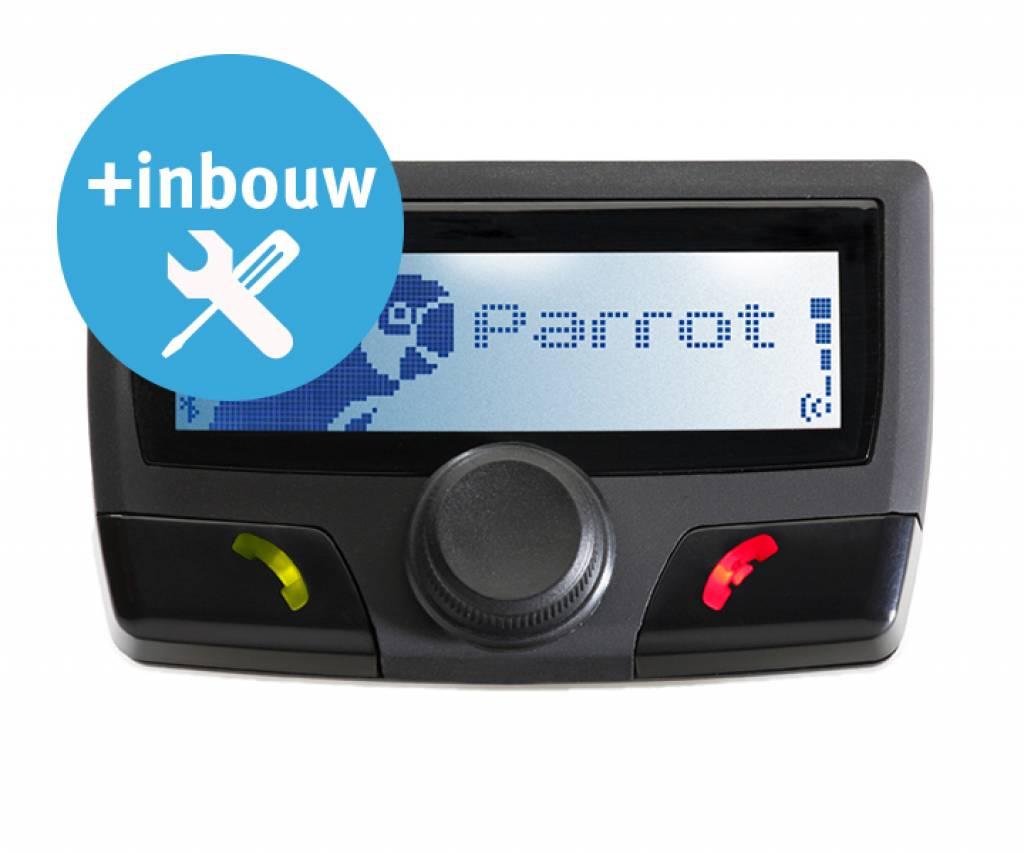 CK3100 carkit + inbouw - Parrot-Carkit.nl