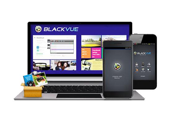 blackvue app viewer dashcam