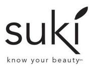 Suki skin care