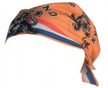 Cheap orange Holland Bandana Caps buy?