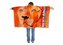 Oranje Holland cape / Holland vlag