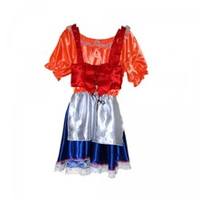 Cheap orange Tyrolean dress in the colors of the Netherlands to buy?