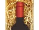 Houtwol voor 1-vaks wijnkist (opvulmateriaal)