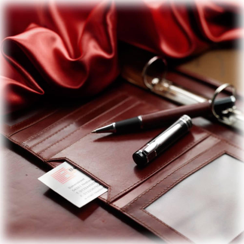 luxus dokument ordner mit rei verschluss goods and gifts. Black Bedroom Furniture Sets. Home Design Ideas