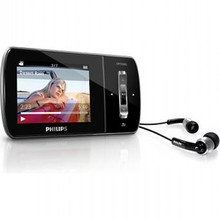 Philips Aria MP3 video player 8 GB * FullSound ™