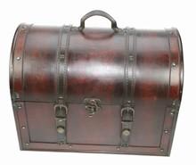 "Wooden колониална лекар куфар ""Angelo"""
