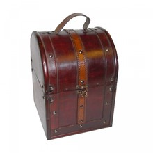 Colonial wine box 'Houston' (size 185 x 200 x 265 mm)